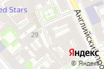 Схема проезда до компании Странник, НОУ ДО в Санкт-Петербурге