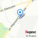 Вега-Флекс на карте Санкт-Петербурга
