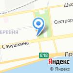 Сиделки03 на карте Санкт-Петербурга