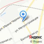 Z-GEO на карте Санкт-Петербурга