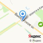 Bosch service на карте Санкт-Петербурга