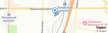 Гуд Авто Центр Плюс на карте Санкт-Петербурга