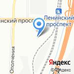 КЭС-Термо на карте Санкт-Петербурга