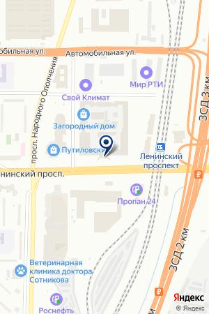 МАГАЗИН РУССКАЯ ДВЕРЬ на карте Санкт-Петербурга