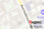 Схема проезда до компании КАРАНДАШ в Санкт-Петербурге