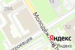 Схема проезда до компании Река-Море в Санкт-Петербурге