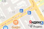 Схема проезда до компании Штрогель в Санкт-Петербурге