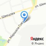 ПИК на карте Санкт-Петербурга