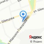 МобилСайн на карте Санкт-Петербурга