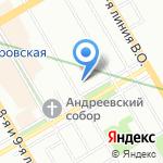 mamahostel на карте Санкт-Петербурга