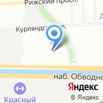 Sibaristica на карте Санкт-Петербурга