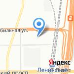 Русьподшипник-СПб на карте Санкт-Петербурга
