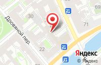 Схема проезда до компании Инвижентек в Санкт-Петербурге