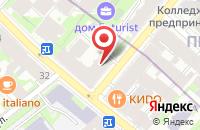 Схема проезда до компании Фирма  в Санкт-Петербурге