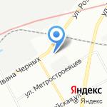 Институт аналитического приборостроения РАН на карте Санкт-Петербурга