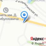 Магазин сухофруктов и орехов на карте Санкт-Петербурга