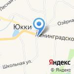 НЕВСКИЙ РЕДУТ на карте Санкт-Петербурга