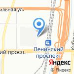 Технопром на карте Санкт-Петербурга