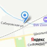 Балт-Строй на карте Санкт-Петербурга
