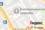 Схема проезда до компании КОНГРЕСС в Санкт-Петербурге