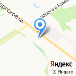 WOODCORE на карте Санкт-Петербурга