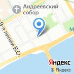 Новый дом на карте Санкт-Петербурга