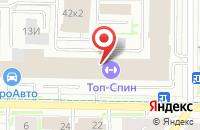 Схема проезда до компании Фотосафари в Санкт-Петербурге