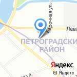 Интерио Дизайн на карте Санкт-Петербурга