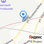 ИНСАЙТ на карте Санкт-Петербурга