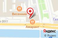 Схема проезда до компании Рост Сервис в Санкт-Петербурге