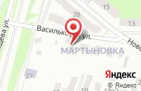 Схема проезда до компании ЮИТ Уралстрой в Балтыме