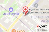 Схема проезда до компании Издательство «Евразия» в Санкт-Петербурге