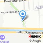 Balamutti на карте Санкт-Петербурга
