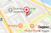 Схема проезда до компании Книжный Окоп в Санкт-Петербурге