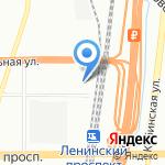 Kerasol на карте Санкт-Петербурга