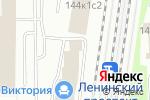 Схема проезда до компании Магазин обуви, трикотажа и нижнего белья в Санкт-Петербурге