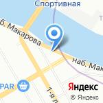 Детский сад №37 комбинированного вида на карте Санкт-Петербурга