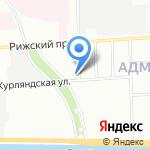 ОФИС ШОП на карте Санкт-Петербурга