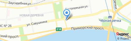 Грундфос на карте Санкт-Петербурга