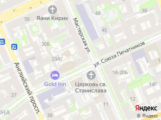 Продажа помещения свободного назначения 1550 м2 в жилом доме, метро Садовая