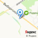 Family на карте Санкт-Петербурга
