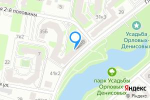 Сдается однокомнатная квартира в Санкт-Петербурге Главная ул., 35