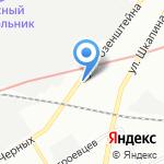 Севморгео на карте Санкт-Петербурга
