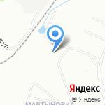 Каритас на карте Санкт-Петербурга