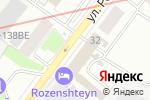 Схема проезда до компании 4seller.ru в Санкт-Петербурге
