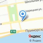 СнабКомплект на карте Санкт-Петербурга