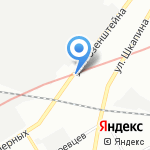 МЕТАЛЛ-ЦЕНТР на карте Санкт-Петербурга