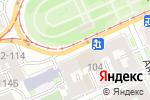 Схема проезда до компании МТ-Консалт в Санкт-Петербурге