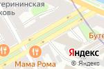 Схема проезда до компании Аудит Транс в Санкт-Петербурге