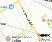1 линия Васильевского Острова д28